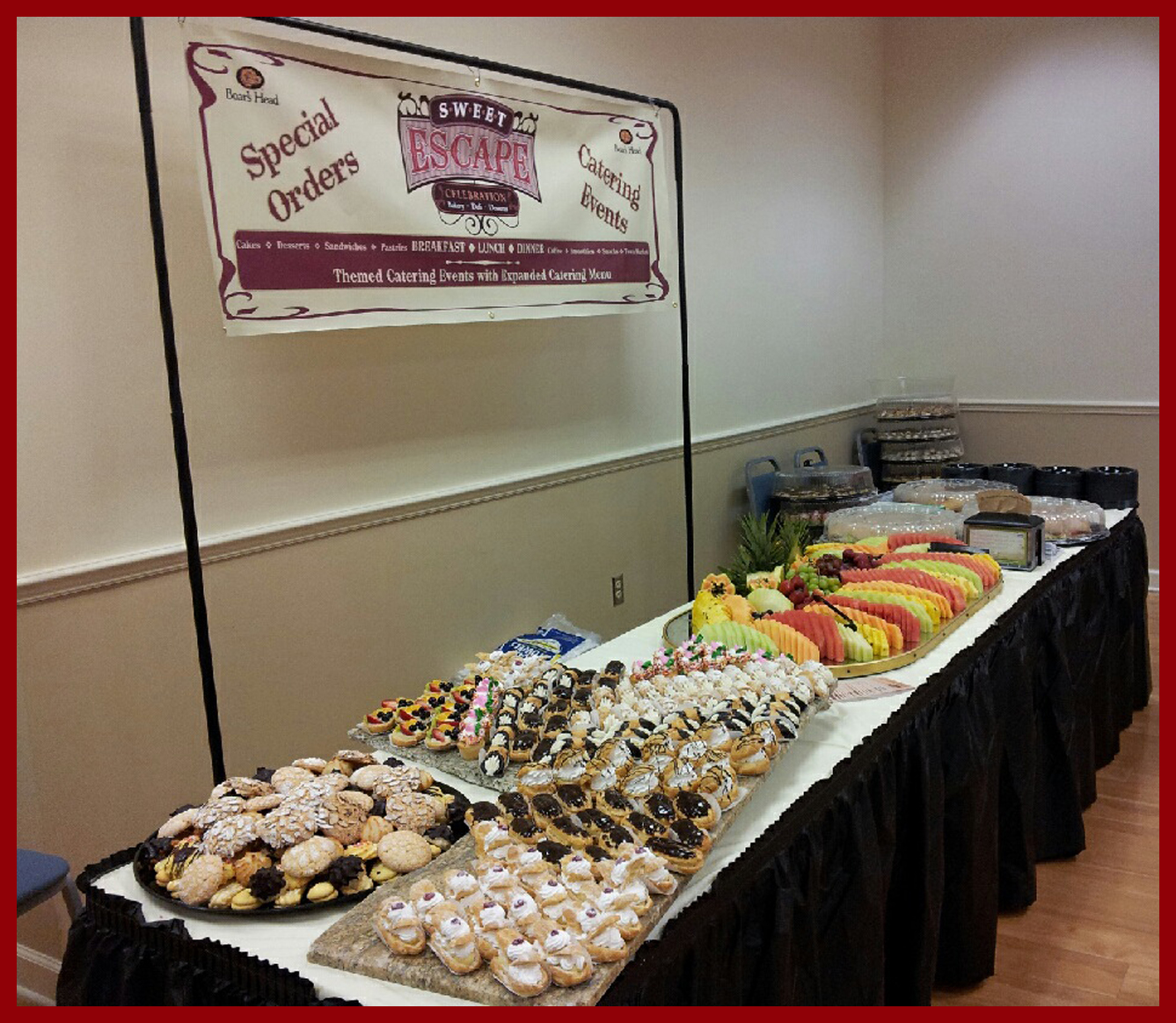 2012 Health Fair - Spread