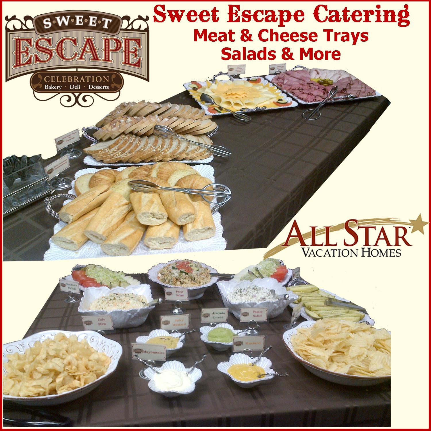 Sweet Escape Catering
